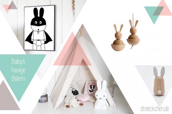 Ostergeschenke und Geschenkideen zu Ostern für Kinder und Babys